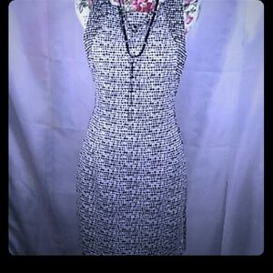 Banana Republic size 6 fitted dress